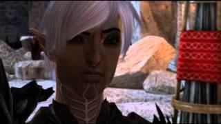 DragonAge 2, Фенрис, первая встреча/Dragon Age 2, Fenris, first meeting