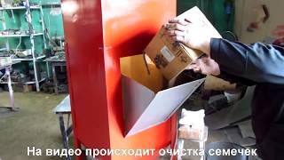 видео Семена подсолнечника Мирасол