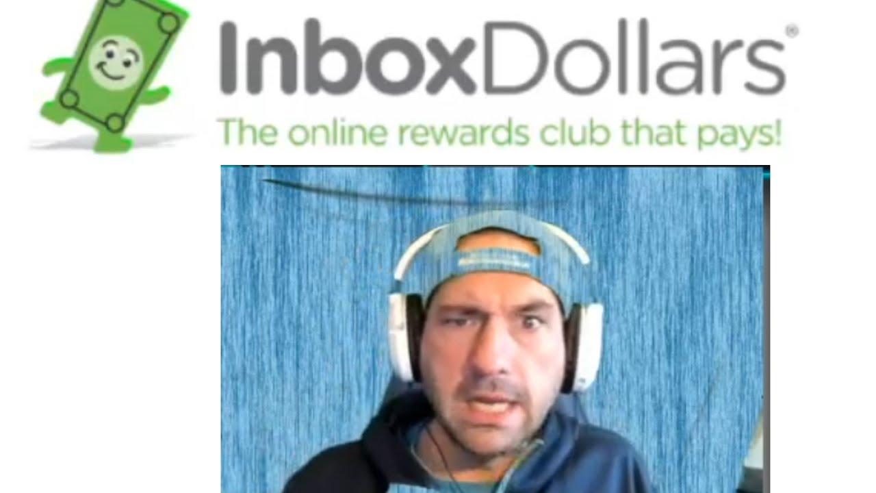 INBOXDOLLARS Surveys Earn Money Cash Rewards Paypal App Apps 2020 Review Youtube Video Inbox Dollars