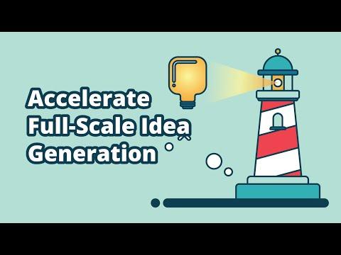 Innovation Cloud Enterprise Ideas -  Accelerate Full-Scale Idea Generation
