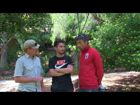 Luis Alberto Hernando Pre-2018 Trail World Championships Interview