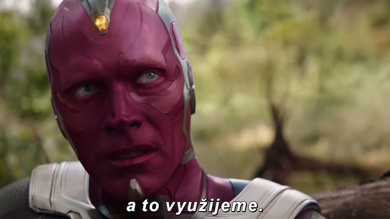Avengers: Nekonečná vojna v kinách od 26.4.
