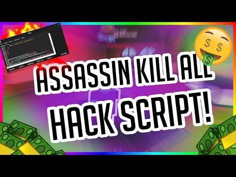 Roblox Assassin Hack Aimbot Knife Script 2020 Youtube