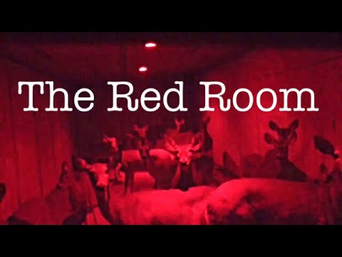 Come visit the red room at Hollis Farms!