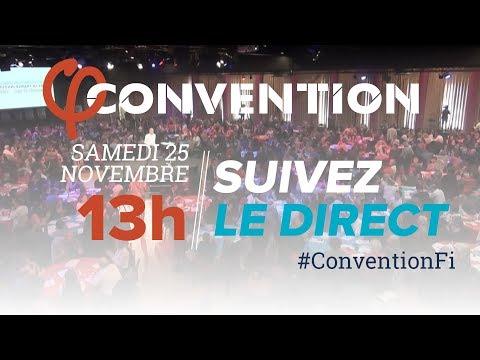 Convention de la France insoumise (samedi) - #ConventionFi