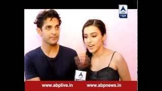 TV Stars practice to show their dancing talent in Zee Rishtey Awards