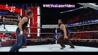 WWE TLC 2014 - TABLES, LADDERS & CHAIRS - Dean Ambrose vs Bray Wyatt - TLC Match Full Simulation