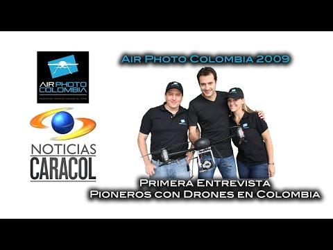 Caracol Noticias Air Photo Colombia