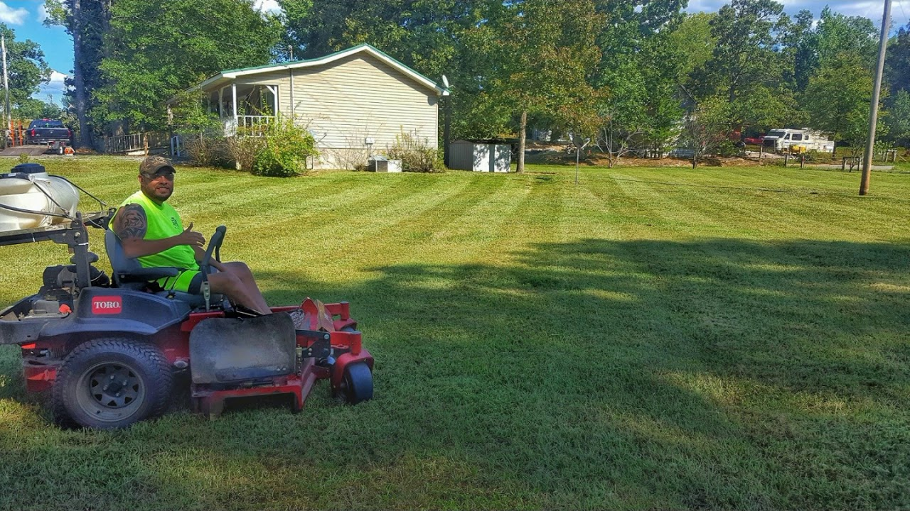 Smith Brothers Lawn Care Youtube