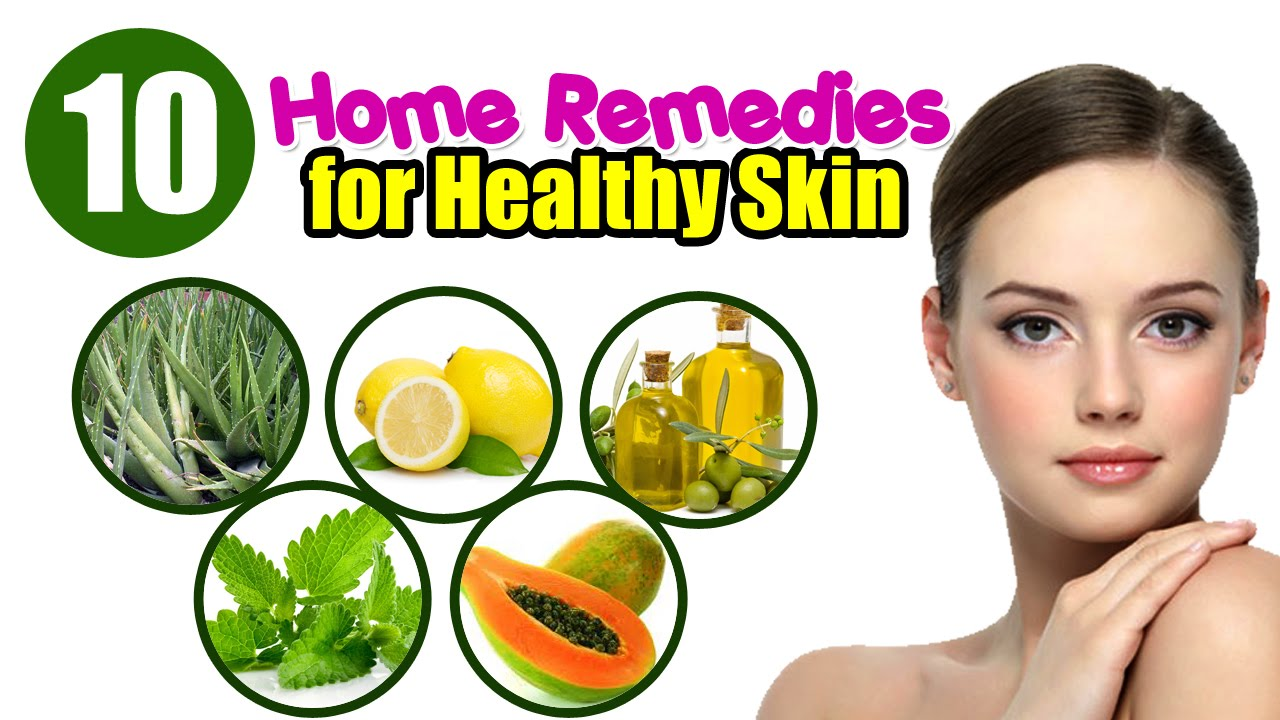 10 Healthy Home Remedies
