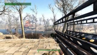 Fallout 4 Fat Man Mini-Nuke Launcher EXTREME  EXPLOSION