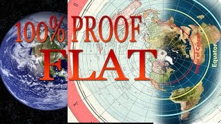 EARTH is FLAT! 100% PROOF! Mind Blown! NASA EXPOSED!