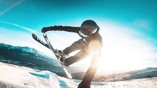 GoPro Ski and Snowboard: Shredding LAAX ft. Andri Ragettli & Friends