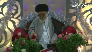السيد عبدالله الغريفي - بعض إفتراءات الأخرين على الشيعة بشأن سرداب الغيبة