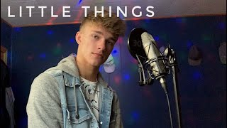 One Direction - Little Things   Alex Sampson Cover