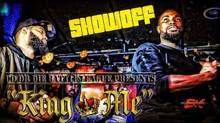 DRUGZ vs SHOWOFF | HOSTED BY TAY ROC | DO OR DIE RAP BATTLE LEAGUE