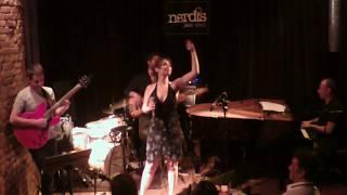 """Asik olmak istemem"" (Tango) by Dolunay Obruk - NARDIS JAZZ CLUB live"
