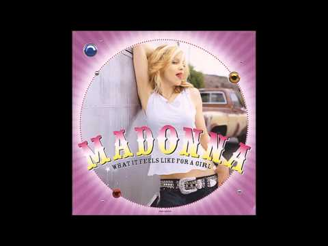 Madonna - What It Feels Like For A Girl (Tracy Young Club Mix)