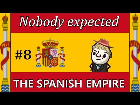 HoI4 - Kaiserreich - Nobody expected the Spanish Empire - Part 8