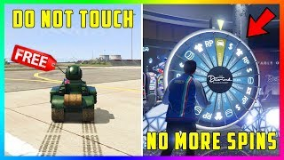 10 HUGE Changes That Rockstar Have Made To GTA 5 Online In 2020 That You DON'T Know About!
