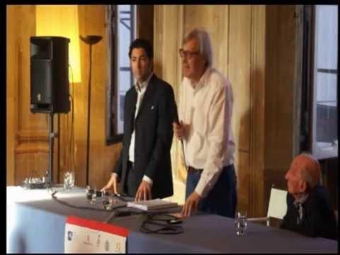 """Vernissage della grande mostra """"Spoleto Arte"""" con Vittorio Sgarbi e Salvo Nugnes"""