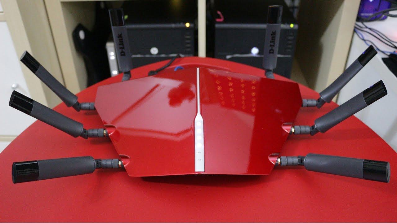 D-Link DIR-895L/R Wireless Router Driver