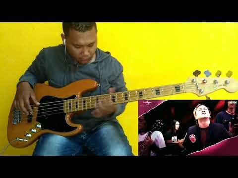 Def Gab C-Merah-Bass Cover By Aril(headphone User)