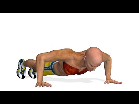 Chest Workout: Push-Ups