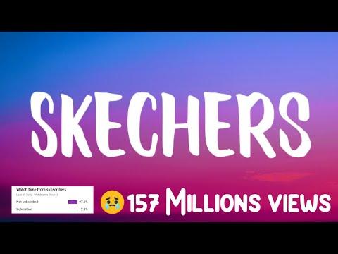 DripReport - Skechers (Full Song)Lyrics🎵