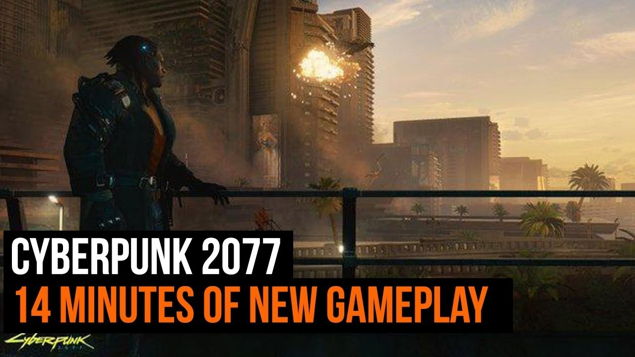 Cyberpunk 2077 – 14 minutes of new gameplay thumbnail
