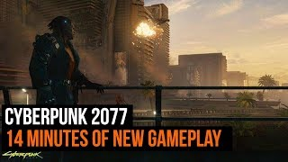 Cyberpunk 2077 – 14 minutes of new gameplay