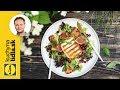 Grilovaný syr halloumi s batatmi a figami 🧀   Marcel Ihnačák   Kuchyňa Lidla