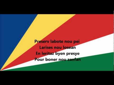 Hymne national des Seychelles