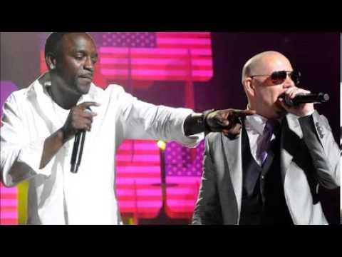 Akon Feat. Pitbull - That Na Na (Remix) (New Song 2013)