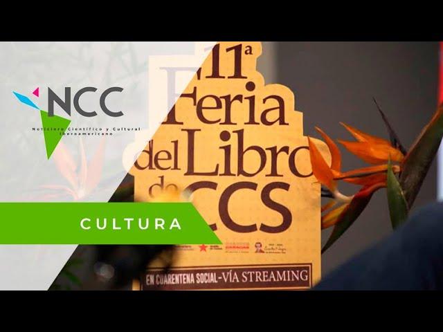 Caracas impulsa libros digitales en la edición virtual de su XI Feria del Libro
