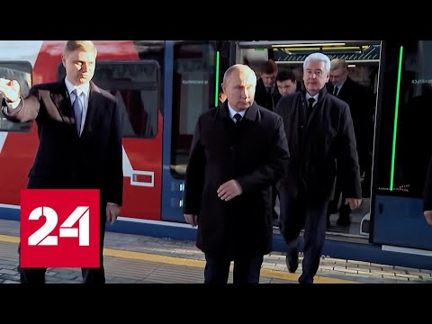 "Шок-контент! Путин заходит в метро ""зайцем""! // Москва.Кремль.Путин. От 23.11.19"