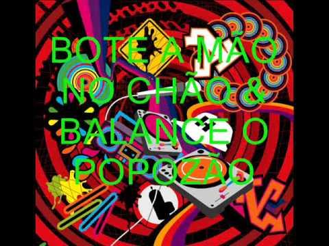 Dj Rany & Mc Lua  - Bote a mão no chão e balance o popozão