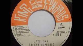 roland alphonso - jazz ska