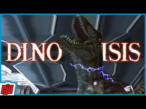 Dino Crisis Part 7 | Survival Horror Game Walkthrough | PC Version Gameplay