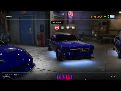 NFS Payback : Garage - Tuners explained