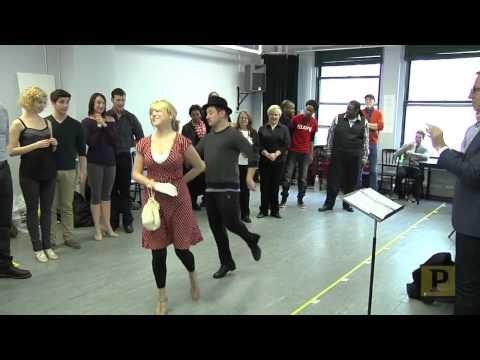 "Norm Lewis, Lauren Worsham, Christopher Fitzgerald Prep for New York Philharmonic's ""Show Boat"""