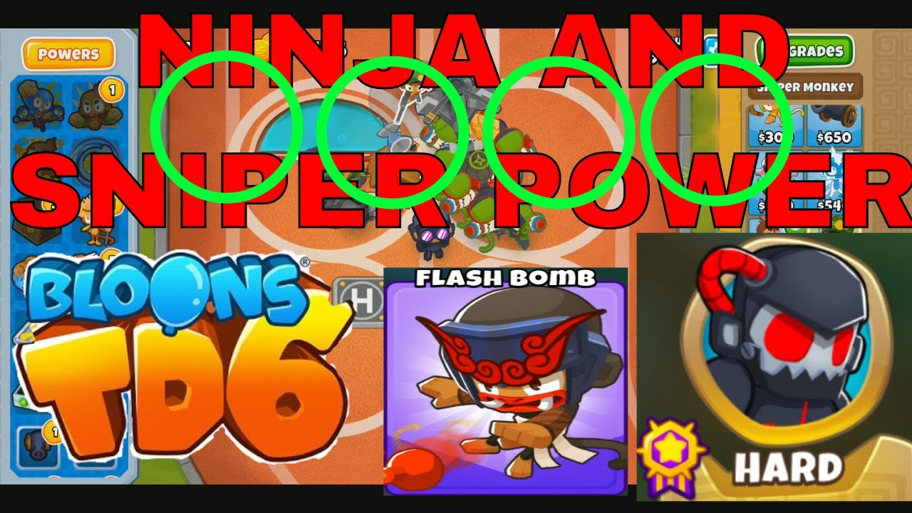 Btd6 Flash
