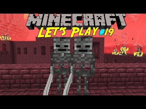 MINECRAFT | WITHER SKULL JAKT! | Let's play med SoftisFFS | #19