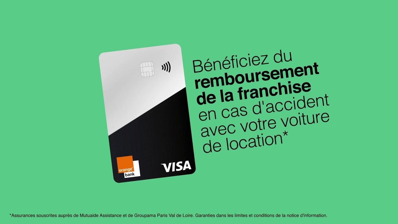 carte visa orange bank Orange Bank : Maintenant on se détend Nouvelle Carte Visa Premium