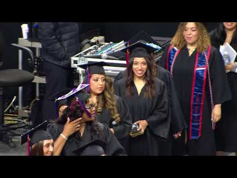 Norwalk Community College Graduation 2018