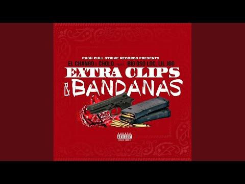 Extra Clips & Bandanas