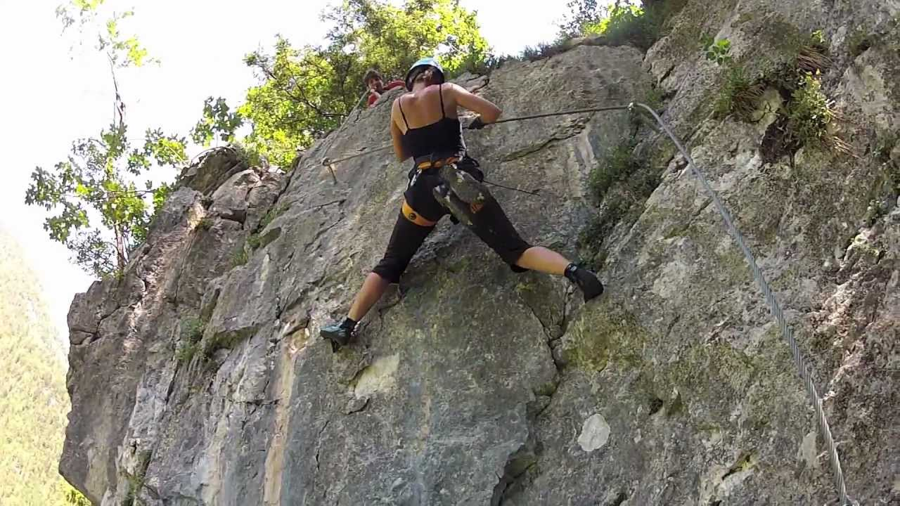 Klettersteig Weiße Gams : ᐅ weiße gams klettersteig adrenalingeladener drahtseilakt