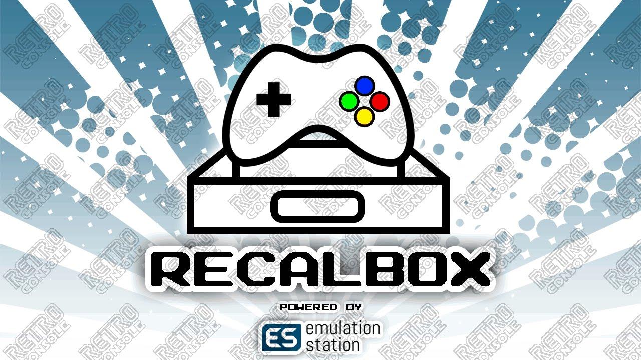 RECALBOX : PRESENTATION ET AJOUT DE BIOS