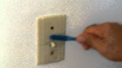 Clean Your Light Switch!!!!!!!