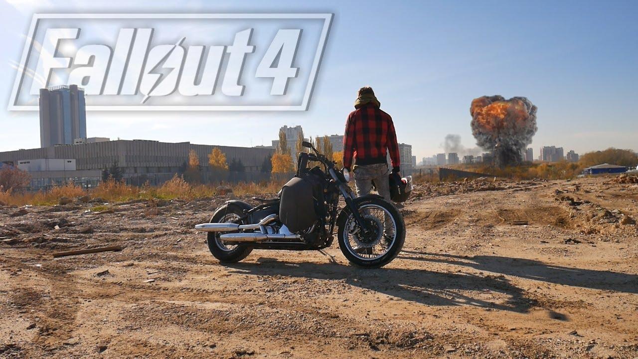 Деградация Fallout : ОБЗОР FALLOUT 4 в 2021